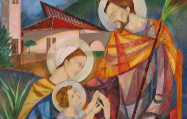 Rome, 29 décembre 2013  Pape François : Prière à la Sainte Famille, pour les familles du monde