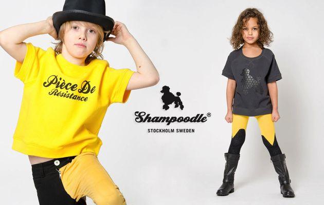 Shampoodle : La mode suédoise pour enfants!