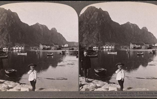 La magie des îles Lofoten