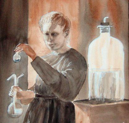 Marie Curie, une héroïne du siècle dernier