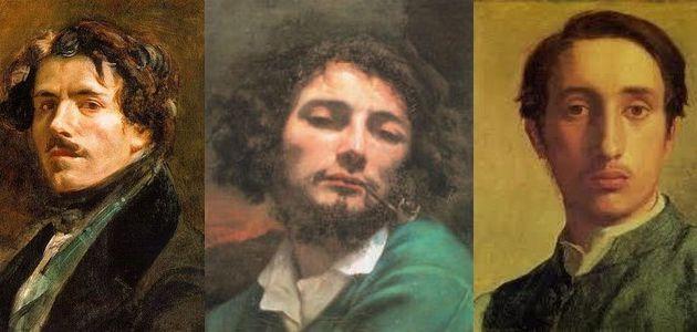 L'autoportrait, du 19ème au début du 20ème siècles