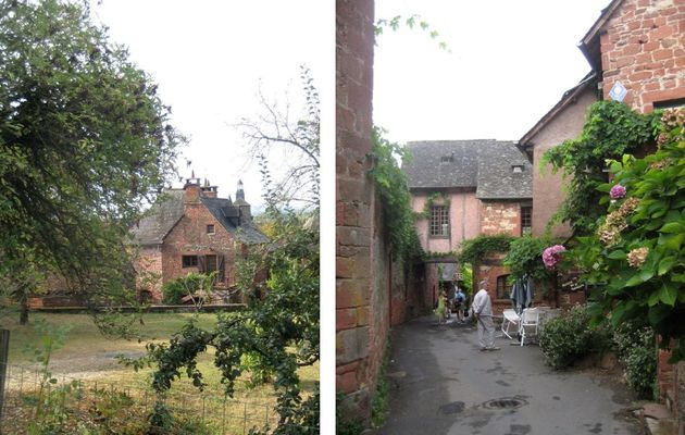 Photos : Collonges-la-Rouge en Corrèze