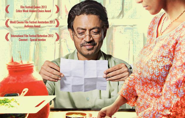 """""""THE LUNCHBOX"""" : Romance indienne"""