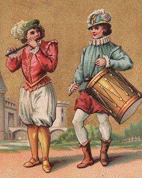 Guillô, pran ton tamborin