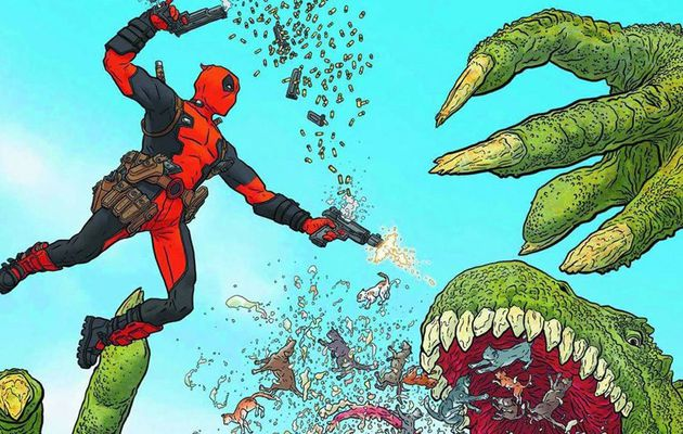 Marvel Now! Panini annonce Deadpool