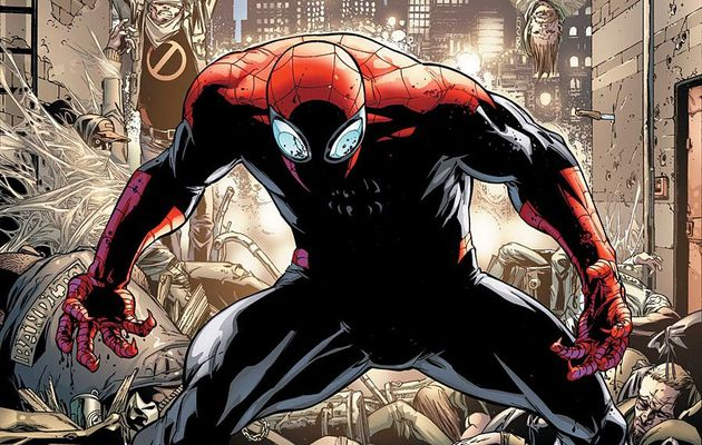 Marvel Now! Panini annonce Spider-Man