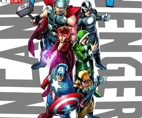 Marvel Now! Panini annonce Uncanny Avengers