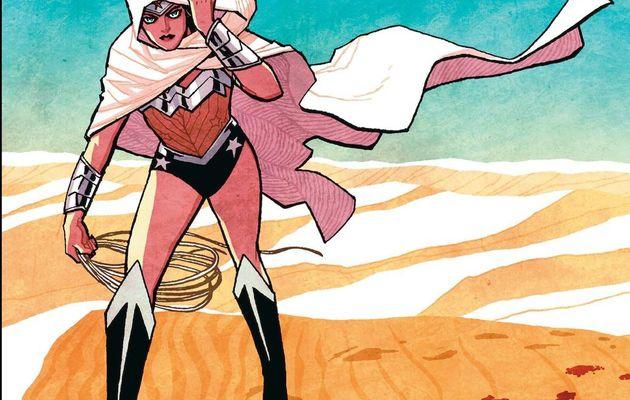 Mon Impression : Wonder Woman #3 De Sang et de Fer