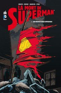 Mon Impression : La Mort de Superman tome 1