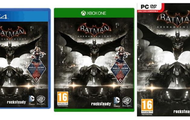 Batman Arkham Knight ou la boulette de Game