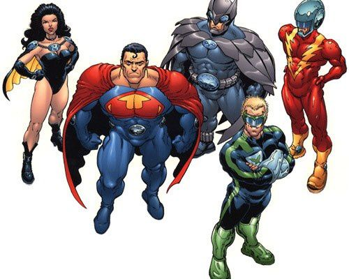 Justice League l'Autre Terre, sans DVD et Bluray