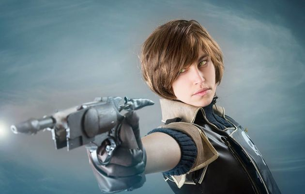 Parle-moi Crossplay #1,5 : Sulian Miles Cosplay