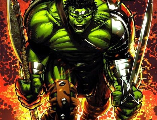 Mon Impression : World War Hulk