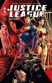 Justice League tome #5, la preview!