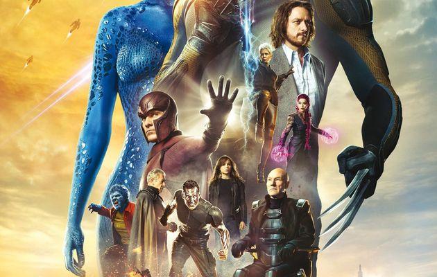 J'ai vu! #73 : X-Men Days of Future Past