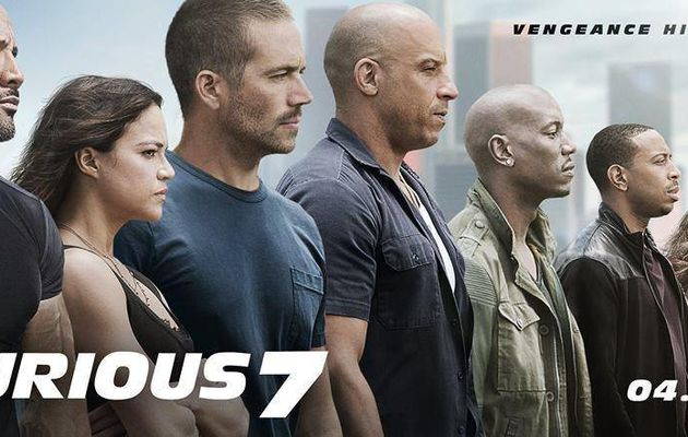 Fast and Furious #7 Vengeance Hits Home