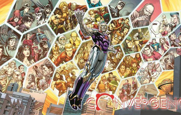 Convergence pour DC Comics en 2015!
