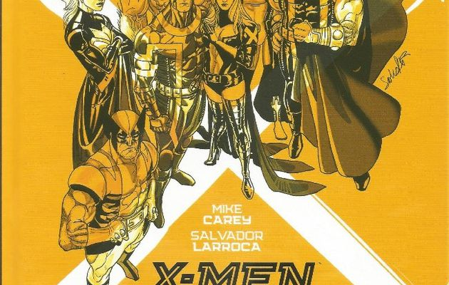 Mon Impression : X-Men : No More Humans