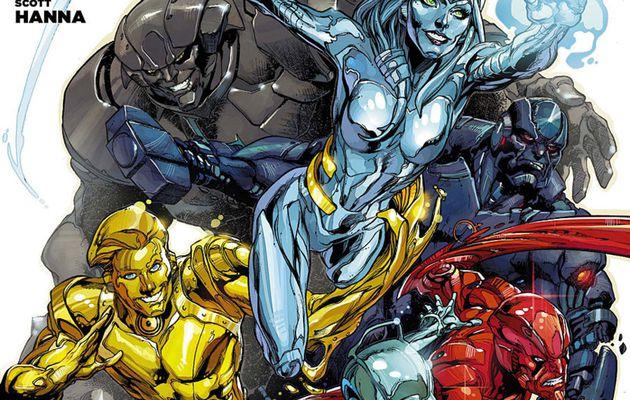 Mon Impression : Justice League Saga #13