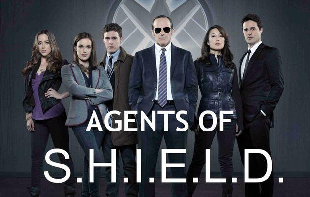 Agents of S.H.I.E.L.D. débarque en mars en France