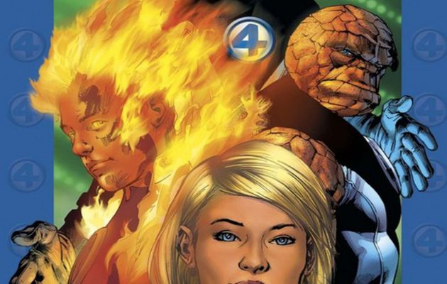 Mon Impression : Ultimate Fantastic Four #1