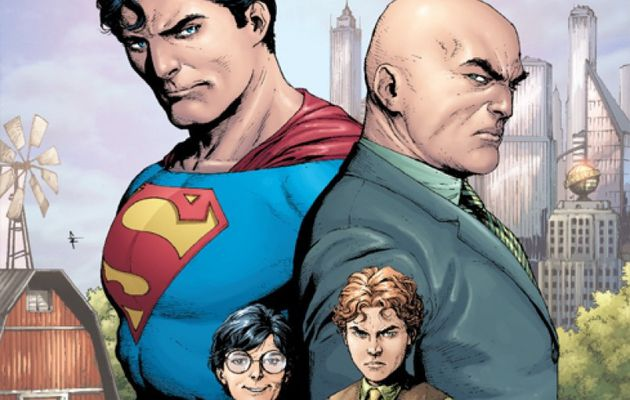 Geoff Johns présente Superman tome #6, la preview !