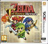 The Legend of Zelda TriForce Heroes (E3 2015 !)