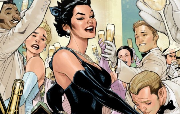 Catwoman tome #5, le preview !