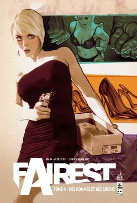 Fairest tome #4, la preview !