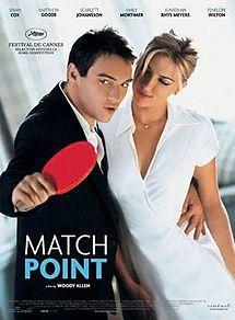 J'ai vu! #151 : Match Point