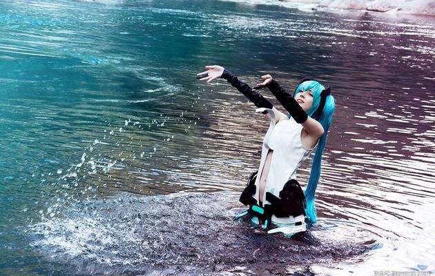 Parle-moi Cosplay #95 : Shiro Cosplay