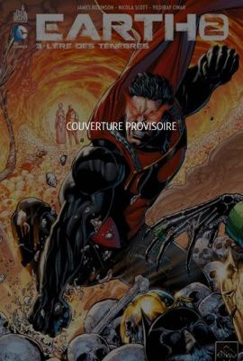 Earth-2 tome #3 en janvier chez Urban Comics