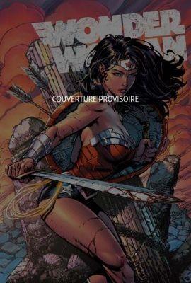 Sans doute le premier tome de Wonder Woman dont je ferais l'impasse