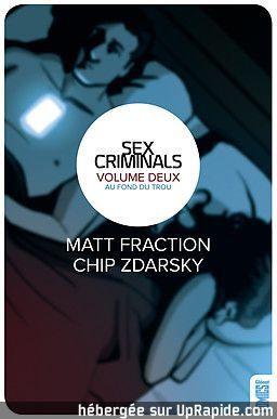 Sex Criminals tome #2 en septembre