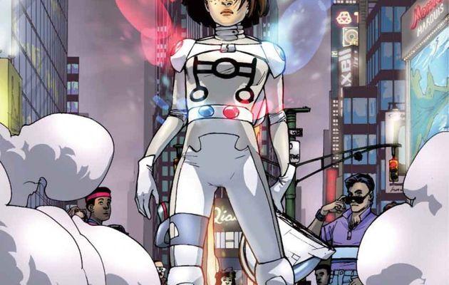 Rocket Girl tome #1, la preview !