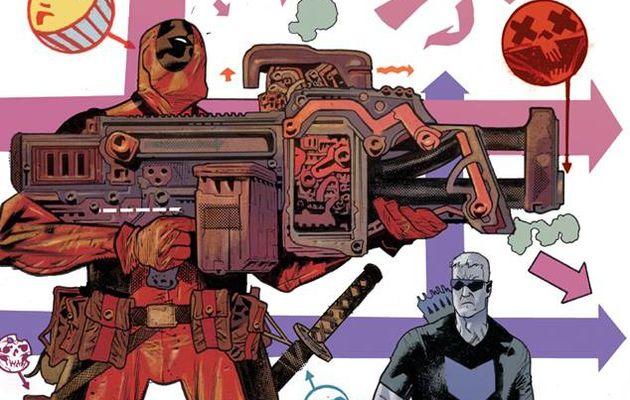 Mon Impression : Hawkeye vs Deadpool