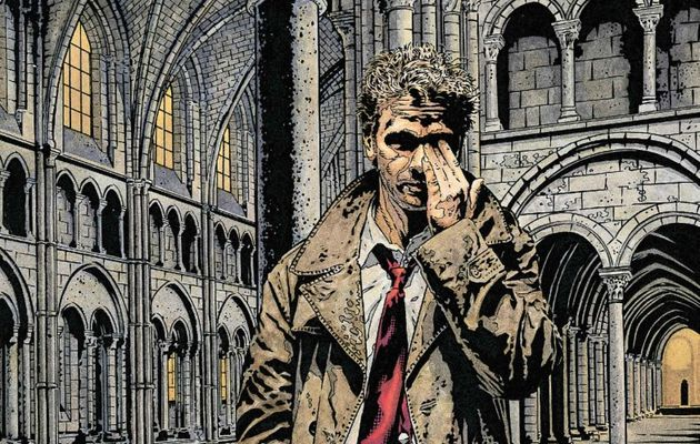 Warren Ellis présente Hellblazer, la preview !