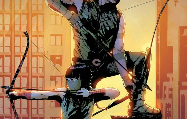 Green Arrow tome #3, la preview !