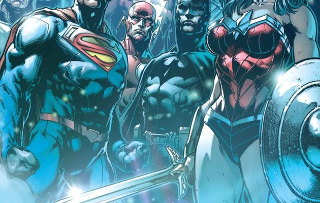 Justice League tome #8, la preview !