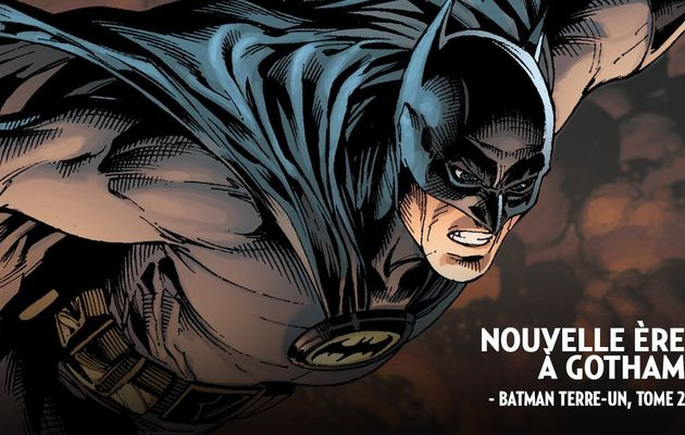 Urban annonce Batman Earth-1 tome #2