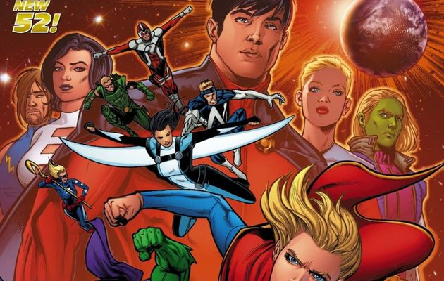 Mon Impression : Justice League #22