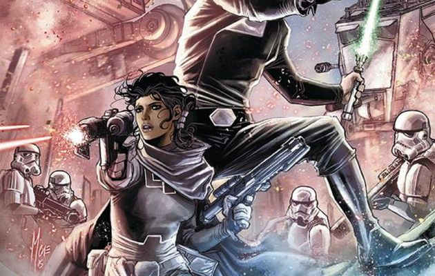 Mon Impression : Star Wars : Les Ruines de l'Empire