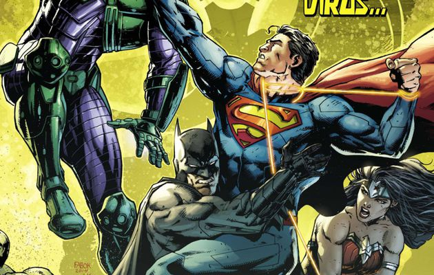 Mon Impression : Justice League Saga #24