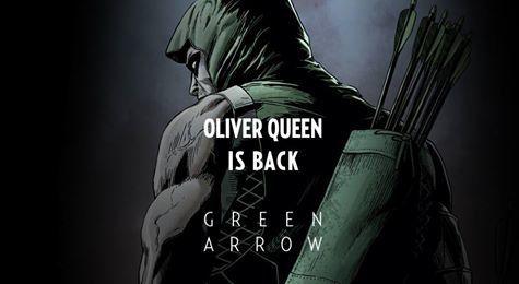 Green Arrow tome #4 en août !