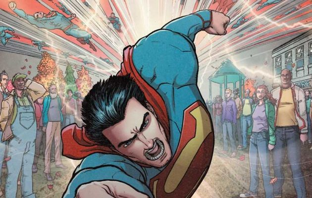 Action Comics tome #2, la preview !