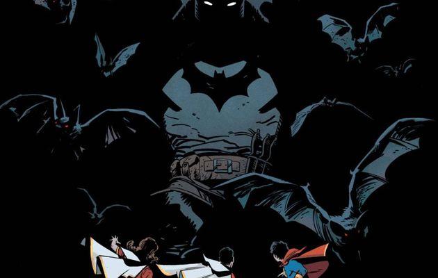 Mon Impression : Justice League Saga #28