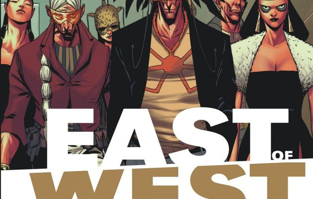 East of West tome #5, la preview !