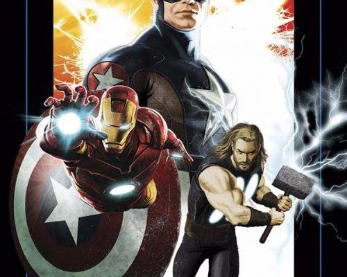 Mon Impression : Ultimate Comics Ultimates tome #1