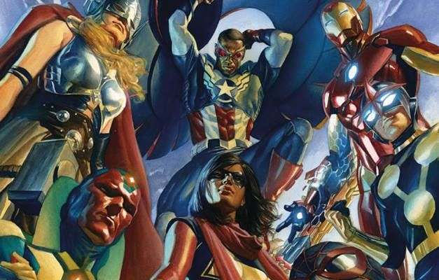 Alors ça donne quoi : All-New ALl-Different Marvel #1