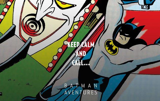 Batman Aventures tome 2 en novembre !